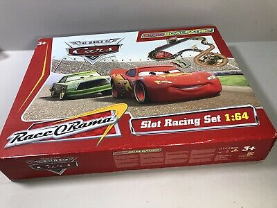 Disney Cars Micro Scalextric *Working* • 18£