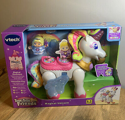 VTech Toot-toot Friends Magical Unicorn Learning And Activity Toys • 33.99£