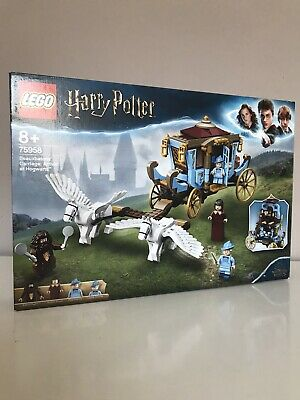 LEGO 75958 Harry Potter Beauxbatons' Carriage: Arrival At Hogwarts Set • 59.89£