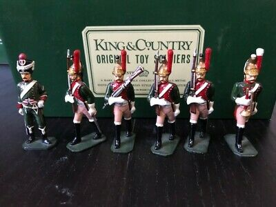 King & Country Toy Soldier Box Set • 180£