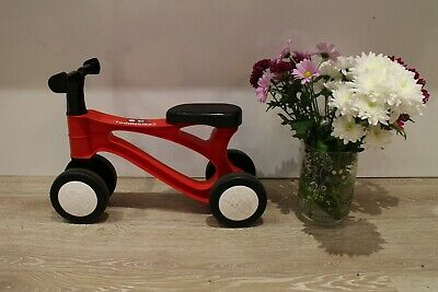 Red Toddlebike2 Used In V Good Condition For Ages 9months-3 Years • 10£