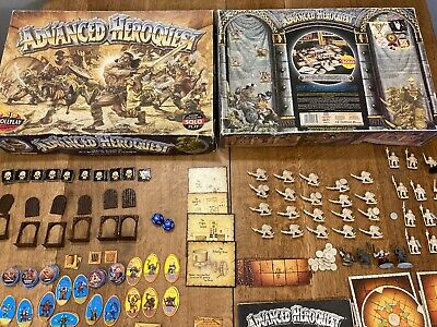 Advanced HeroQuest Board Game - Game Complete Fantasy Battles Game Part Painted • 120£