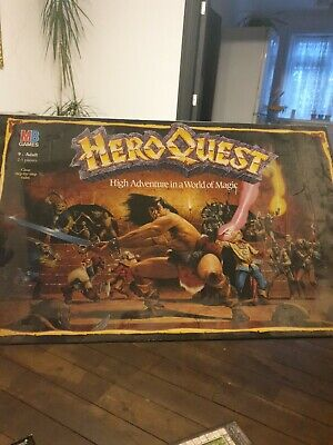 Game HERO QUEST • 90£
