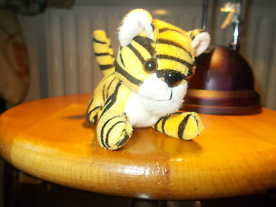 ABC ZOO Tiger From Scandinavia Finland, Approx 10cm From Head To Tail • 5.99£