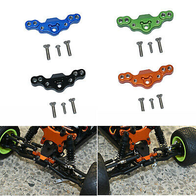 Front Upper Tie Rods Fixed Mount For LOSI 1/18 Mini-T 2.0 2WD Stadium Truck RTR • 6.99£