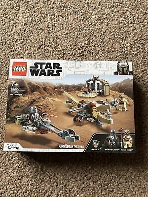 Lego Star Wars Trouble On Tatooine Free Next Day Delivery 🚚 • 35£