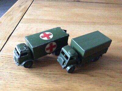 Dinky Military Vehicles • 7£