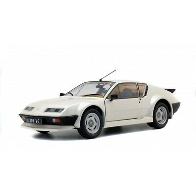 Solido 1:18 Alpine A310 Pack GT 1983 - White - S1801201 - Damaged Box • 40£