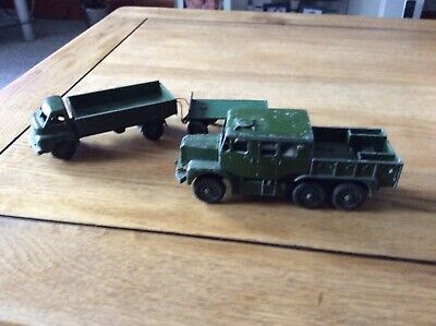Dinky Military Vehicles • 4.99£
