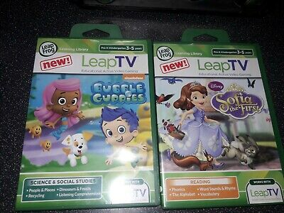 Leap Tv Games • 3£