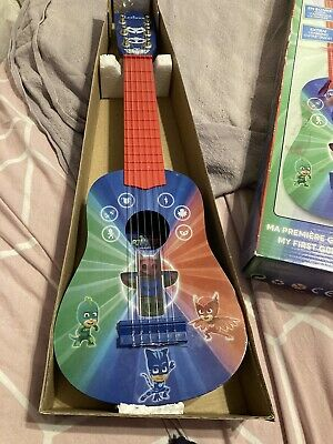 Pj Masks Guitar New Boxed • 0.99£