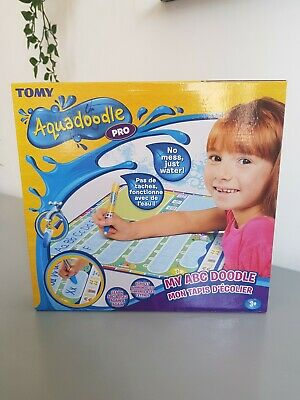 Tomy Aquadoodle Pro Large Water Doodle Mat - Learn ABC & 1,2,3 - Ages 3 Years + • 8.95£