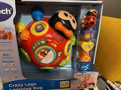 Vtech Learning Bug Unopened • 10£