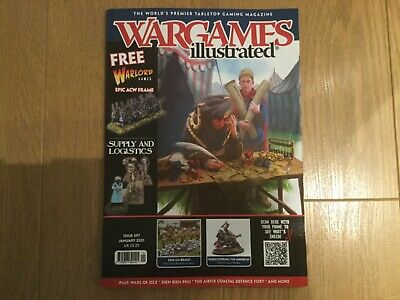 Wargames Illustrated WI397, January  2021 No Sprue • 4.50£