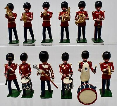 BLENHEIM MILITARY MODELS -1970'S-The Guards Band  -Lot N65 • 29.99£