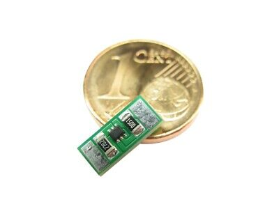 5 Piece Miniature Constant Current Source 2mA For Leds 4 To 24V Dc Mini KSQ1 • 16.86£