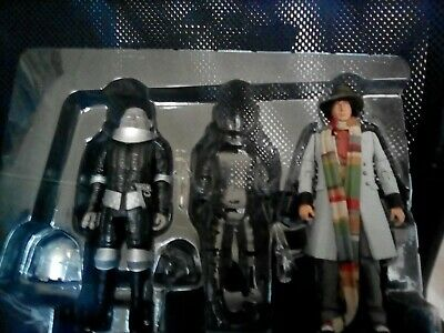 Doctor Who Action Figures Bundle • 7.35£