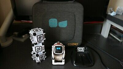 Anki Cozmo Robot With Carry Case.  • 173£