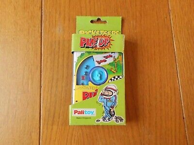 Vintage Pocketeers  PILE UP By Palitoy  In Original Box GWO • 20£