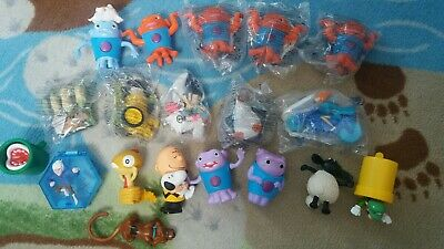 Bundle Of Toys From Mac Donald Happy Meal. • 5£