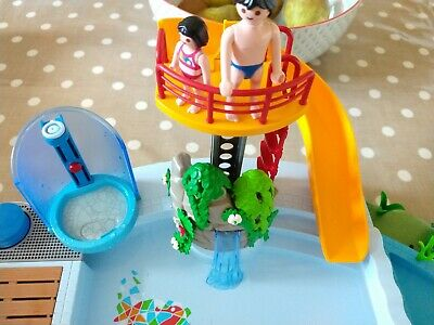 Playmobil Water Park • 15£