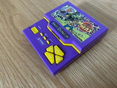 Rare SystemA Mighty Max Skull Dungeon Vintage 80's LCD Electronic Game - Nr Mint • 175£
