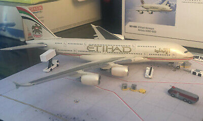 1/400 Herpa A380-800 Etihad First Release 2000's • 36.06£