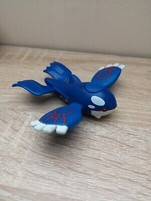 Legendary Pokemon Kyogre Toy Figure Mcdonalds Happy Meal Toy Collectible • 0.99£