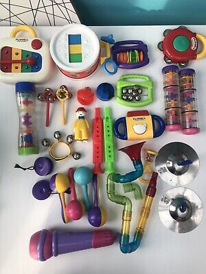 Baby Musical Instrument Set • 2.40£