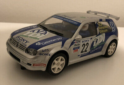 Volkswagen Golf Scaletrix - Ninco - TDI Greenergy Rare Car • 26.99£
