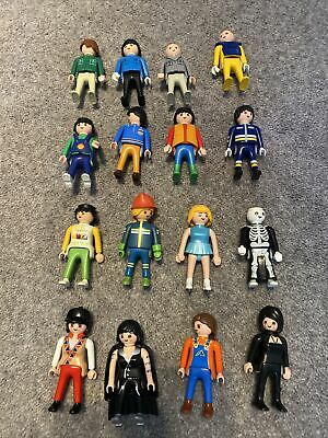 Playmobil Bundle  Boys Girls Skeleton Etc • 12.90£