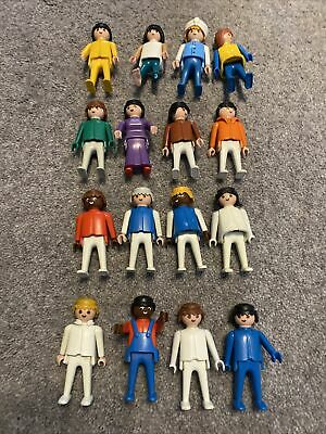 Playmobil Bundle Boys Girls Vintage • 12.90£