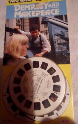 Dempsey And Makepeace.View Master..  New And Sealed. • 33.50£