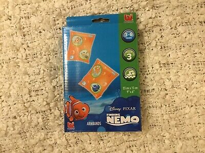 Disney Finding Nemo Armbands • 2£