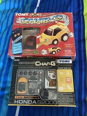 Tomy Char-g And Compact Char-g • 40£