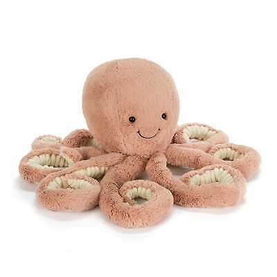 Jellycat Odell Octopus Little Soft Toy • 20£