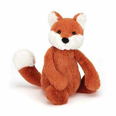 Jellycat Bashful Fox Cub Medium Soft Toy • 18£