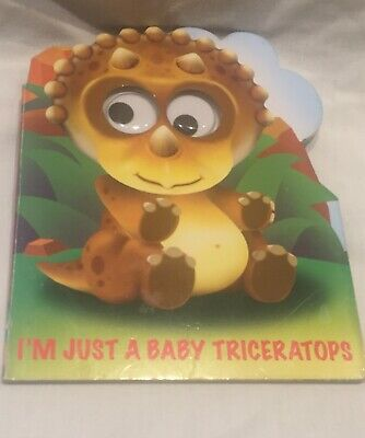 Book: Baby Triceratops • 1.99£