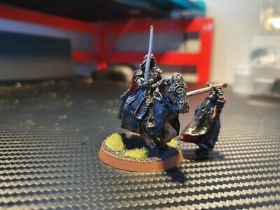Warhammer Lord Of The Rings METAL ARAGORN KING LOTR Mounted&foot King Of Gondor • 0.99£