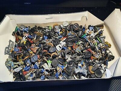 Warhammer Lord Of The Rings Last Alliance And 40k Orks JOB LOT Variety Of Models • 10.50£