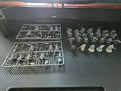 Warhammer Lord Of The Rings Undead Army Metal And Plastic Models Lotr Job Lot • 0.99£