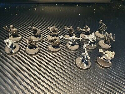 Warhammer Hobbit Lotr Mines Of Moria Dwarfs Joblot Lord Of The Rings Models Army • 0.99£