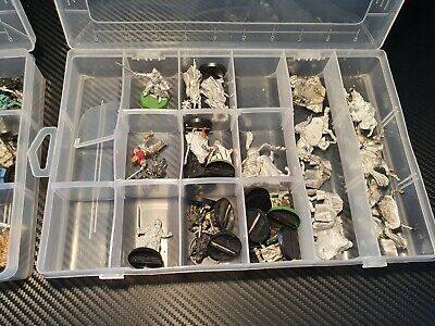 Warhammer Hobbit Lotr Metal Lord Of The Rings Models Heros Huge Bundle 2 Rare • 21£