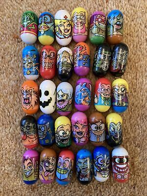 Collectable Crazy Jumpin' Beans X 30, Including The King Bean And Frank Beanatra • 16£