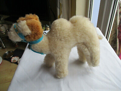 Vintage Camel With Two Humps Hard  Stuffed Toy  • 0.99£