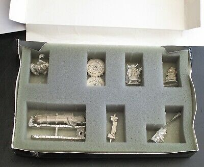 Reaper Dwarf Cannon And Crew Box Set - Complete And Unmade  • 25£
