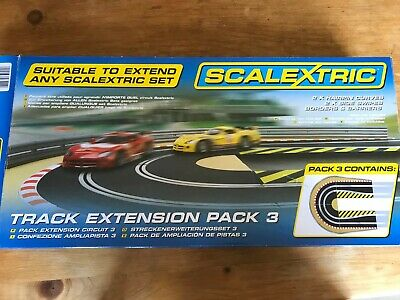 Scalextric Track Joblot Including Extension Pack 3 • 10£