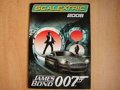 Scalextric Catalogue 2008 Edition 49 C8170 – Mint Condition • 3£
