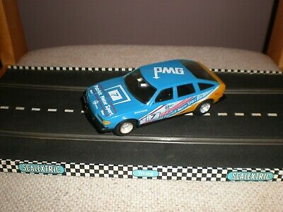 Scalextric Rover 3500 SDI   Patrick Motor Sport    Good Condition Unboxed C280 • 17.99£