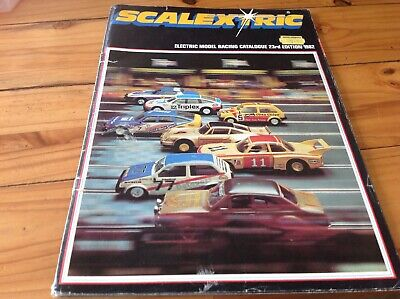 Scalextric Catalogue 23 Ed  • 5£